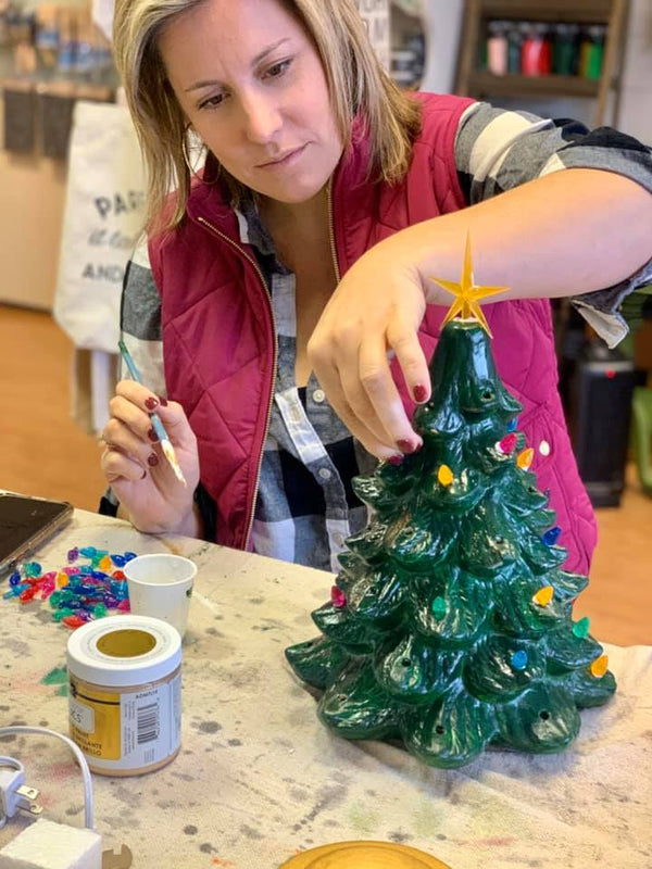 DIY Ceramic Tree Kit - GooeyGump Designs