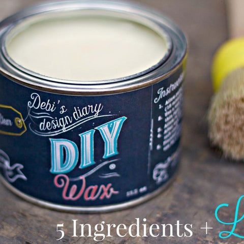 Clear Wax | DIY Paint - GooeyGump Designs