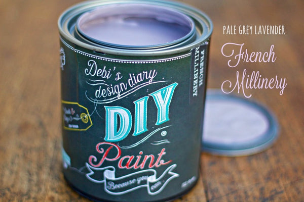 French Millinery | DIY Paint - GooeyGump Designs