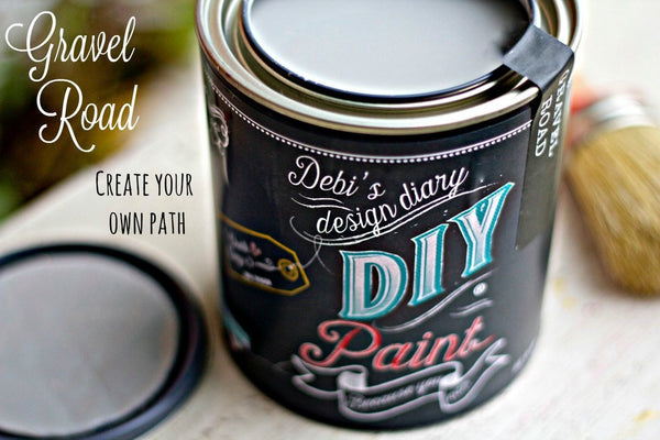 Gravel Road | DIY Paint - GooeyGump Designs