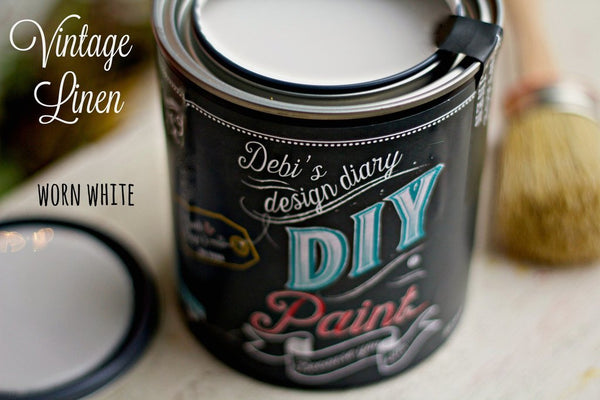 Vintage Linen | DIY Paint - GooeyGump Designs