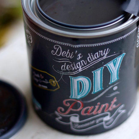 Black Velvet | DIY Paint - GooeyGump Designs