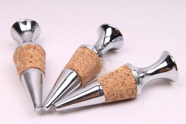 Zinc Alloy Wine Stopper