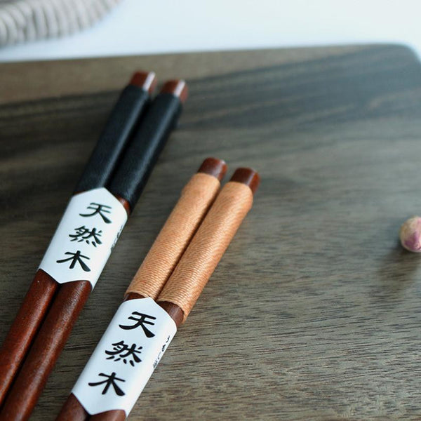 Handmade Japanese Wood Chopsticks