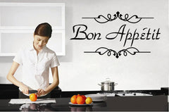 Vinyl Wall Sticker Kitchen Decal