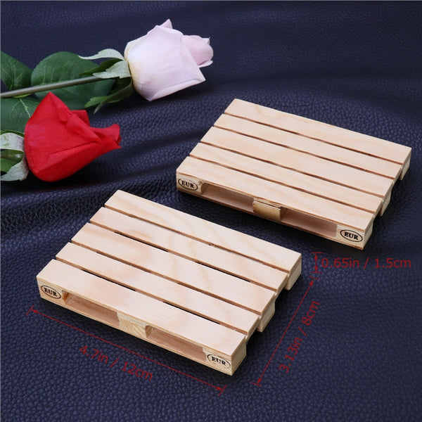 Beverage Mini Wood Pallet