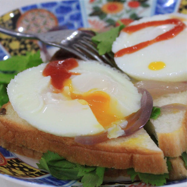Poached Egg Bowl