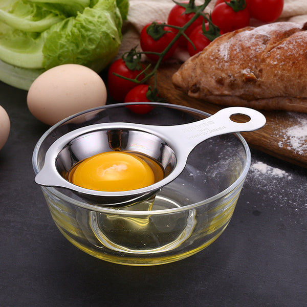 Egg White Yolk Separator