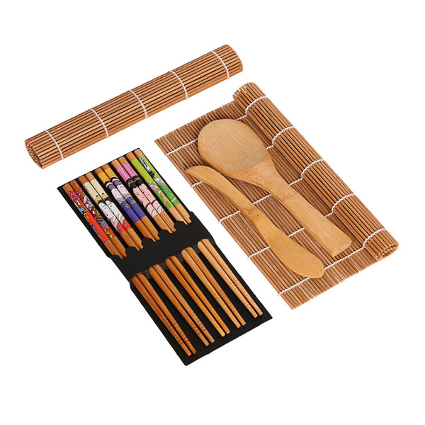 Bamboo Sushi Making Kit