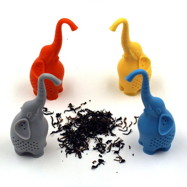 Elephant Silicone Tea Infuser