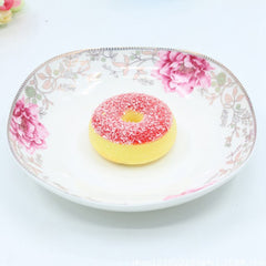 Fake Donut Kitchen Decoration