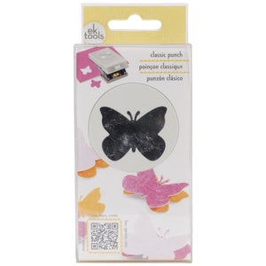 078961 Classic Punch-Butterfly, 1.375""