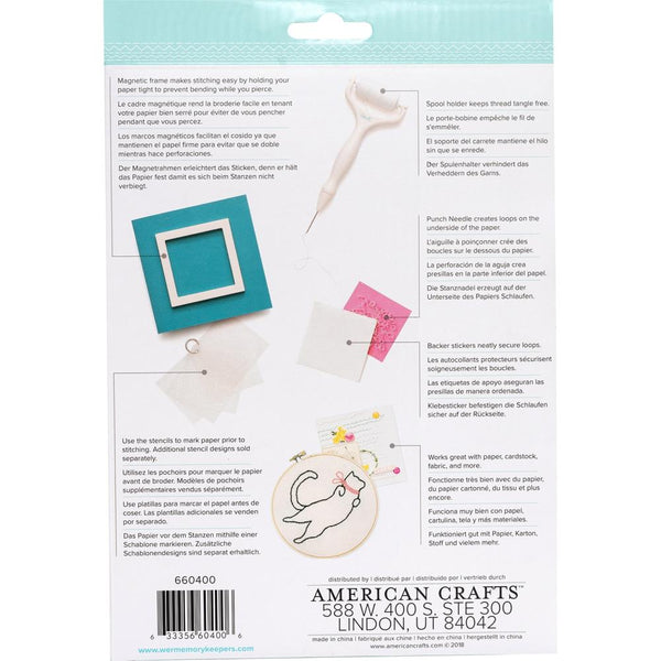 557624 We R Memory Keepers Stitch Happy Pen Kit