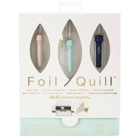 558951 We R Memory Keepers Foil Quill Starter Kit + ENVIO GRATIS
