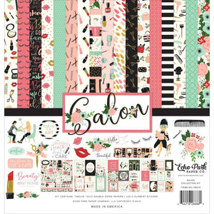 "602142 Echo Park Collection Kit 12""X12"" Salon"