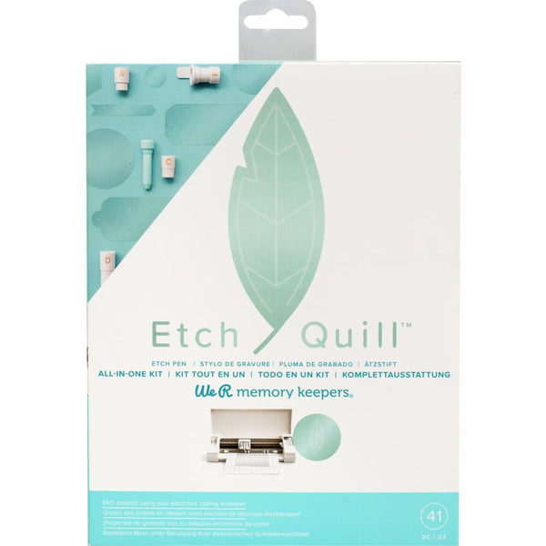 We R Memory Keepers Etch Quill Starter Kit