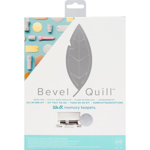 We R Memory Keepers Bevel Quill Starter Kit