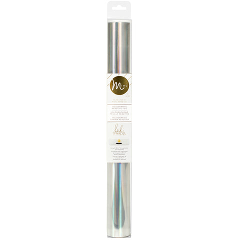 "297345 Heidi Swapp Minc Reactive Foil 12.25"" Holographic 5' Roll"