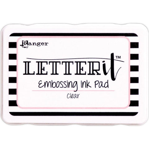 315819 Ranger Letter It Embossing Ink Pad