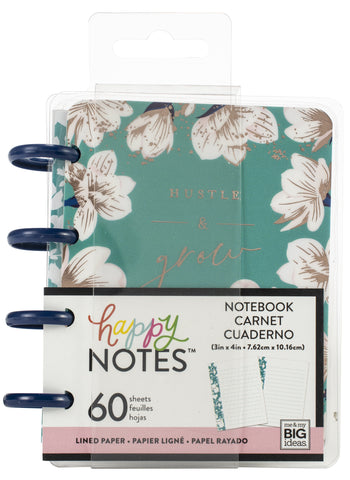 569300 Happy Planner Micro Memo Book W/60 Sheets Southern Preppy