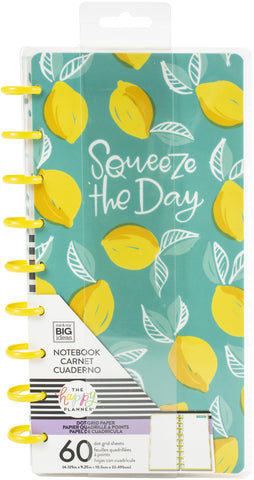 569588 Happy Planner Half Sheet Fill Paper 60/Pkg Squeeze