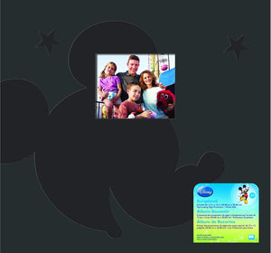 EK Success Disney Scrapbook, Mickey Family