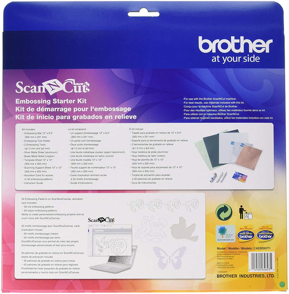 Kit Embossing Brother
