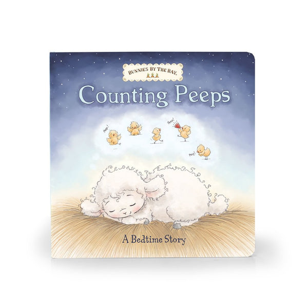 """Counting Peeps"" board book"