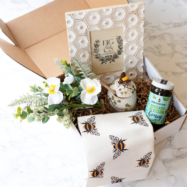 Curated Gift Box - Bee Happy
