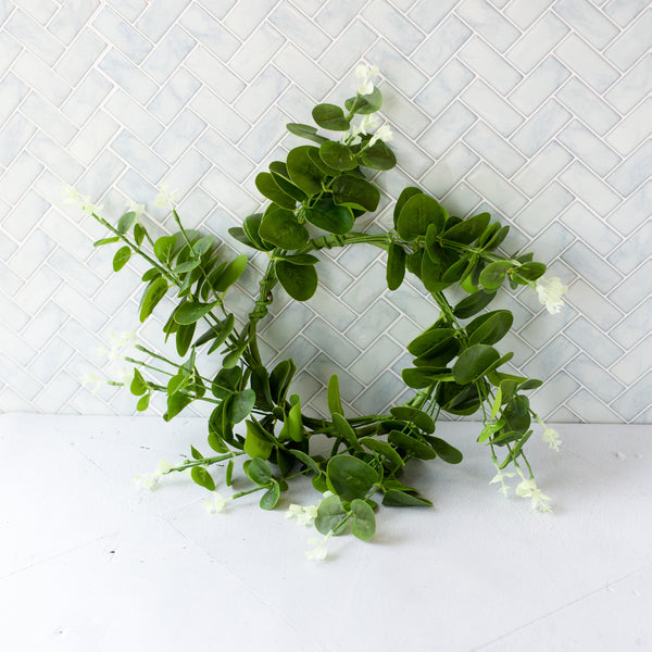 Eucalyptus wreath, 18""