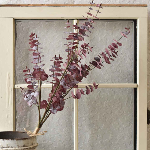 Plum eucalyptus bundle, 36""
