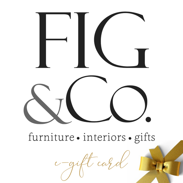 FIG & Co Gift Card
