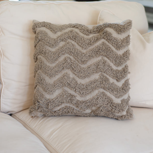 Chevron Pillow, 18""