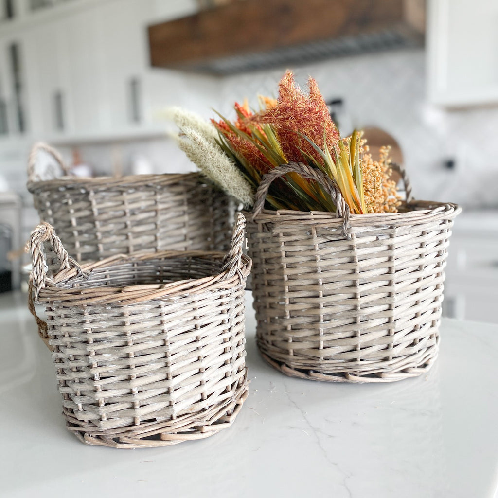 Orchard Baskets, available in three sizes!