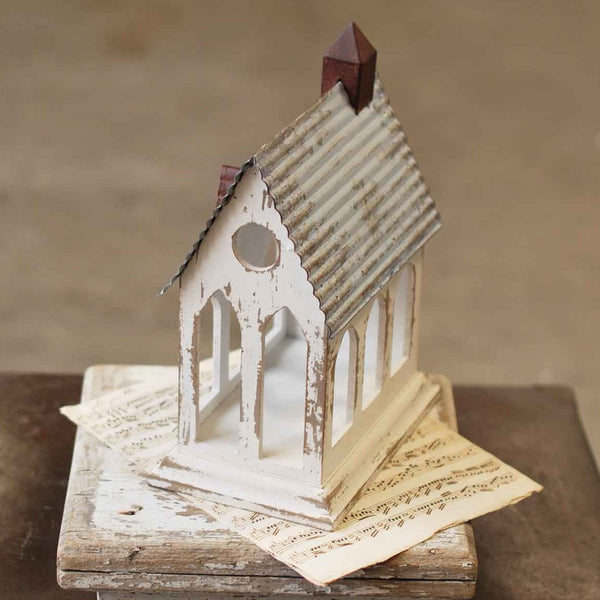Chapel card holder