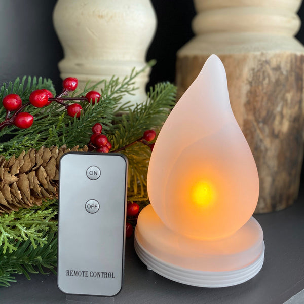 Flame bulb with Remote