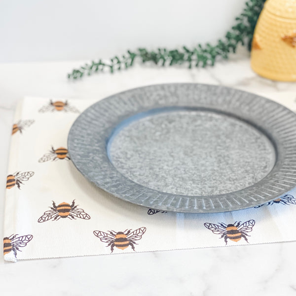 Bumble bee, set of four placemats