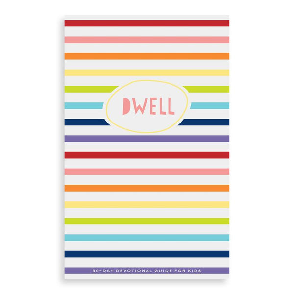 Prayer Journal for Kids, Rainbow Stripe