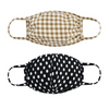 Reusable mask in fun fashion prints