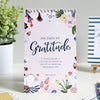 Yearly Gratitude Journal