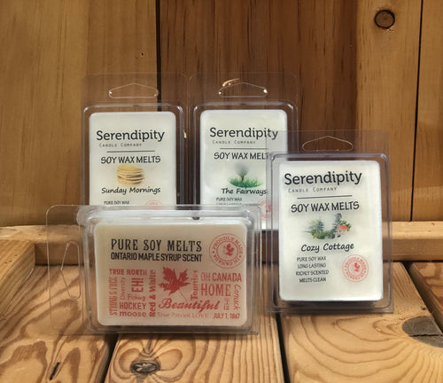 Serendipity Candles Soy Melt