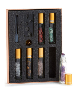 Gemstone Oil Applicator Kit-Other Body Care, Home Fragrance-Ella's Keeping Company-Ella's Keeping Company