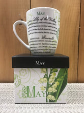 Flower Of The Month Mug May