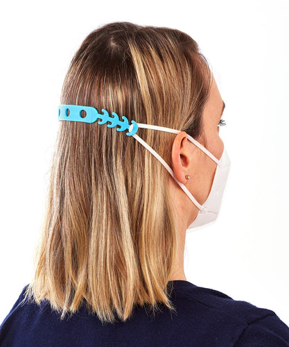Silicone Ear Saver Strip For Face Mask