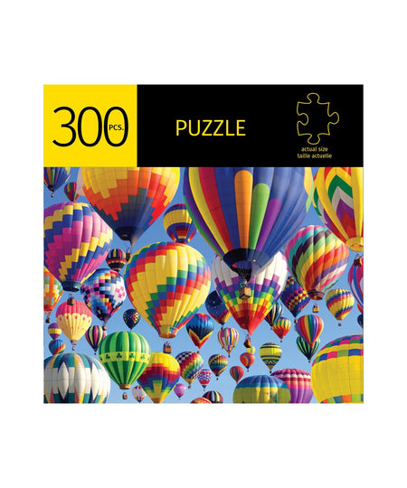 Hot Air Balloon 300pc Puzzle