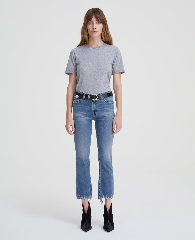 Jodi Crop Jeans - 18 Years Ambrosial