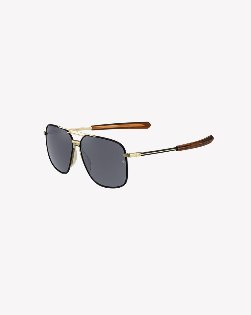 Spire Sunglasses - Black/Gold