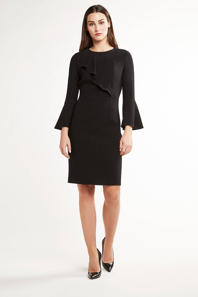 Sibyl Dress - Black