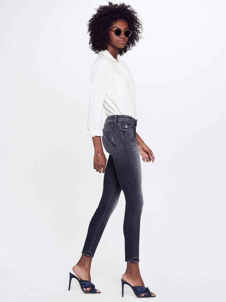 High Waisted Looker Ankle - Leave the Light On