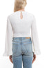 Farren Top - White